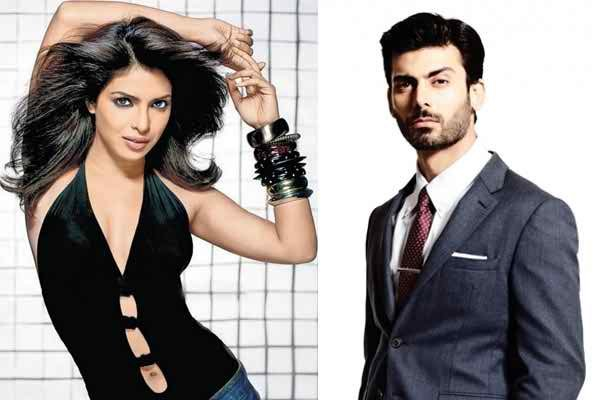Fawad Khan Works With Priyanka Chopra In Bollywood Movie