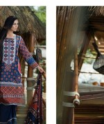 Firdous Cloth Mills Korean Lawn Collection 2015 For Women 002