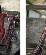 Firdous Cloth Mills Korean Lawn Collection 2015 For Women 005