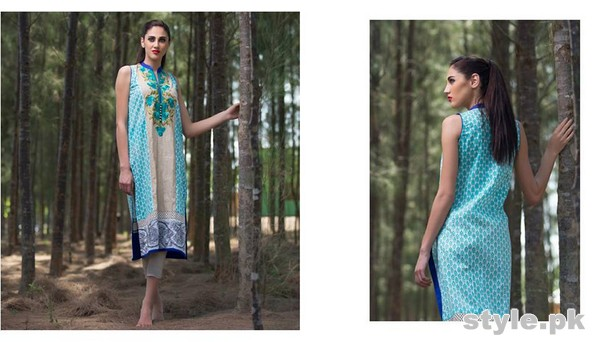 Firdous Fashion Carnival Collection 2015 For Summer 8