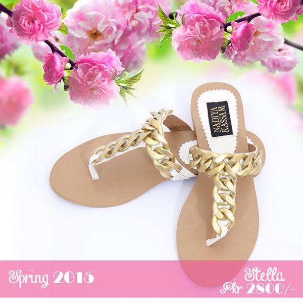 Nadiya Kassam Footwear Collection 2015 For Women 008