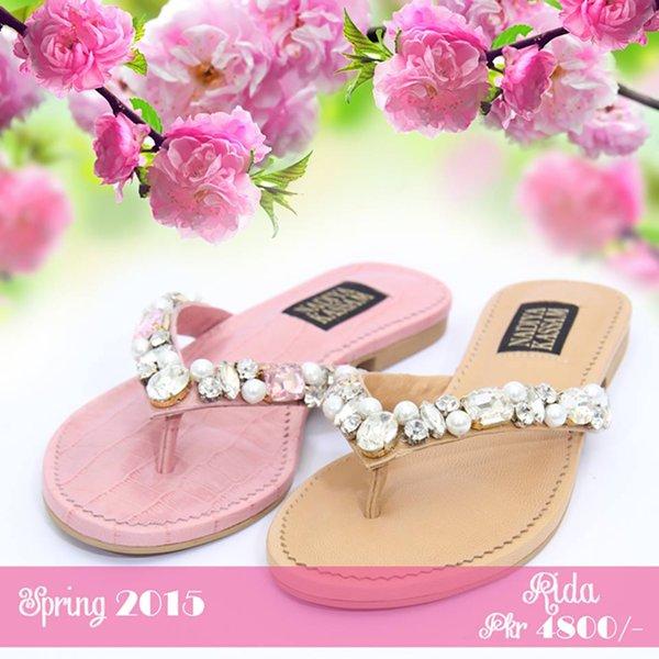 Nadiya Kassam Footwear Collection 2015 For Women 010