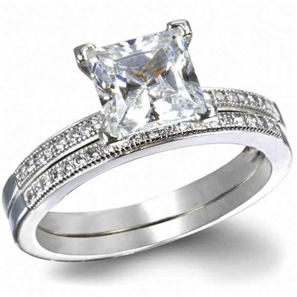 New Designs Of 2 Carat Diamond Rings 2015 008