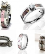 New Designs Of Camo Wedding Rings 0015