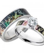 New Designs Of Camo Wedding Rings 009