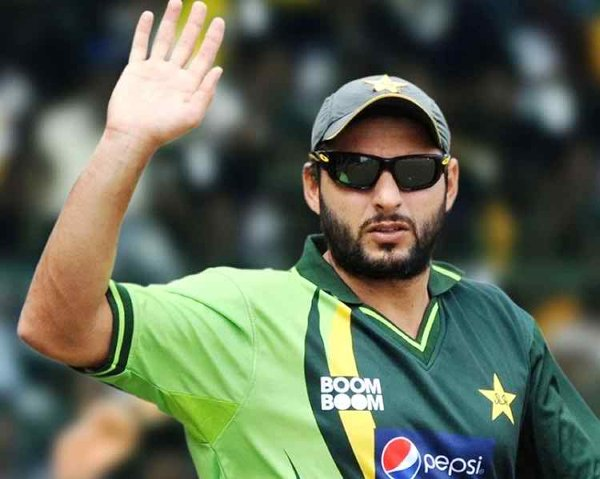 Shahid Afridi Rejects Indian Dance Reality Show