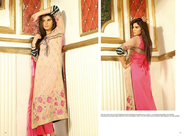 Shaista Cloth Summer Collection 2015 Volume 1 For Women 0015