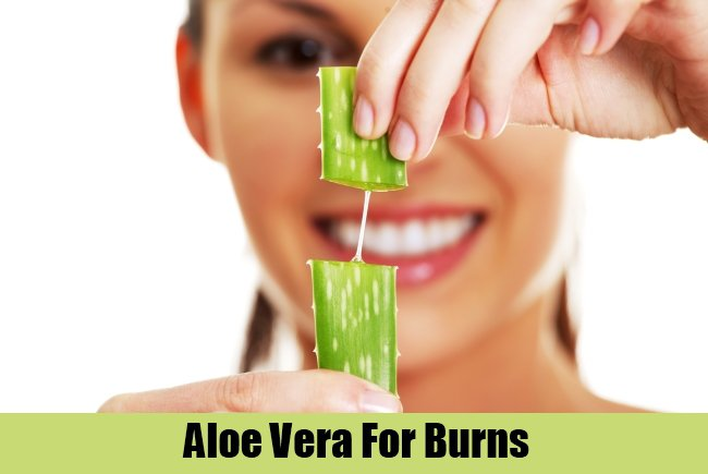 Useful Home Remedies for Burn Relief