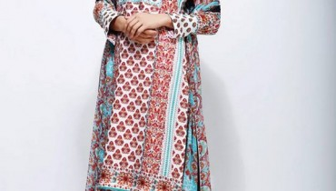Vaneeza Lawn Prints 2015 For Summer 6