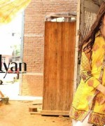 ZS Textile Embroidered Lawn Collection 2015 For Women 007
