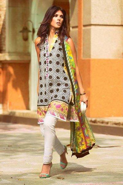 Zara Shahjahan Summer Collection 2015 For Women 0010