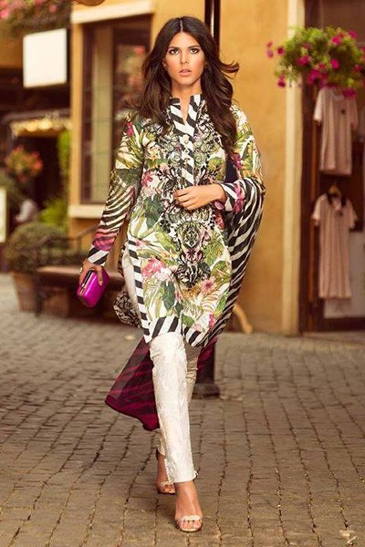 Zara Shahjahan Summer Collection 2015 For Women 008