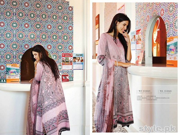 Zeen Spring Summer Dresses 2015 For Women 4
