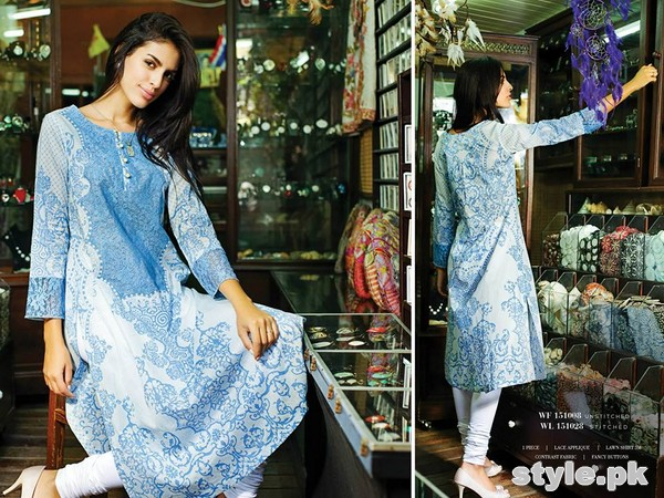 Zeen Spring Summer Dresses 2015 For Women 6