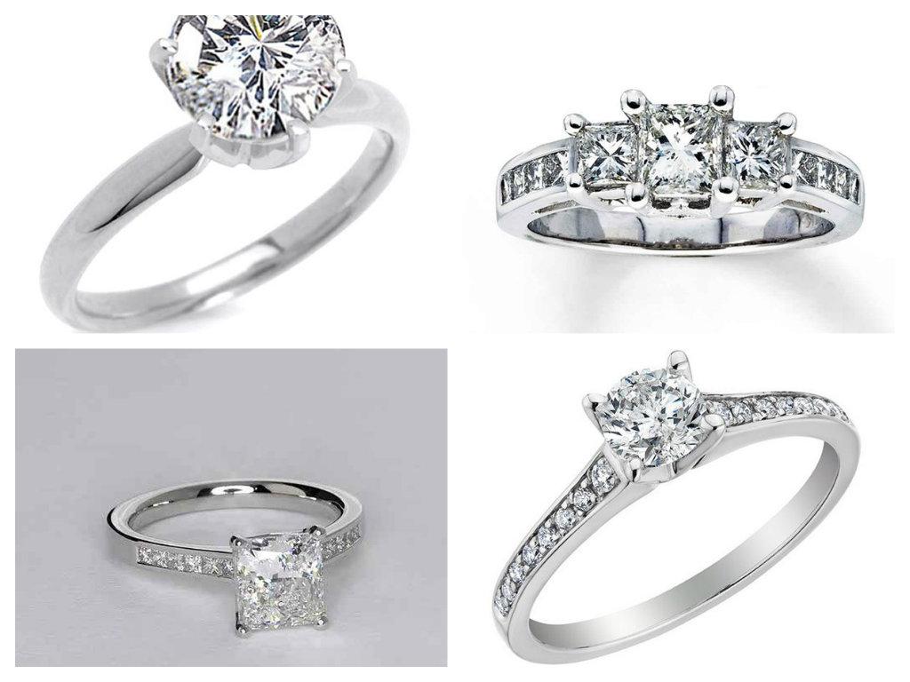 Kinds Of Wedding Rings 9 Stunning