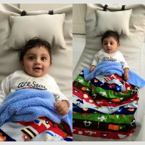 Latest Pictures Of Mathira With Her Baby