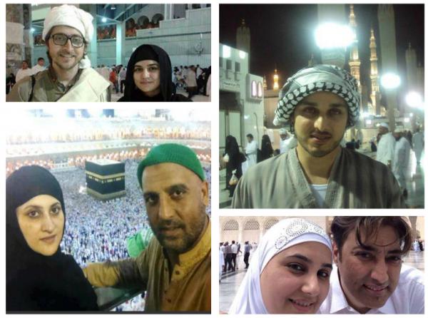 Pakistani Celebrities Who Performed Hajj and Umrah