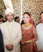 sharmila farooqi husband