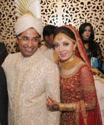 sharmila farooqi marriage photos