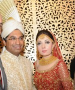 sharmila farooqi wedding photos