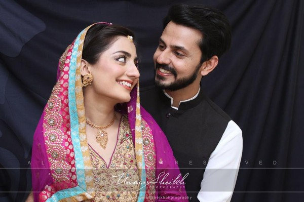 Pakistani celebrities who got married in the first months of 2015