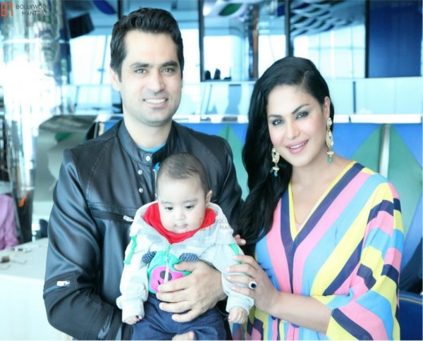 Veena Malik Birthday Party Pictures In Dubai