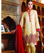 Al-Karam Summer Lawn Dresses 2015 Volume 2 2