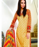 Al-Karam Summer Lawn Dresses 2015 Volume 2 5