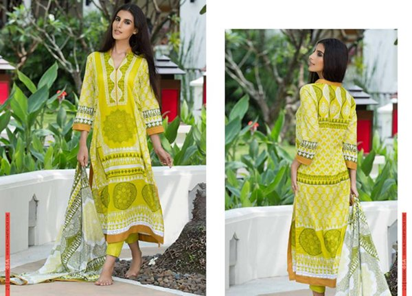 Al Zohaib Textile Monsoon Lawn Collection 2015 Volume 2 For Women 0016