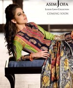 Asim Jofa Lawn Collection 2015 For Women 001