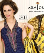 Asim Jofa Lawn Collection 2015 For Women 0010