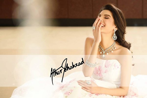 Atif Aslam And Saeeda Imtiaz Photoshoot For Damas 001