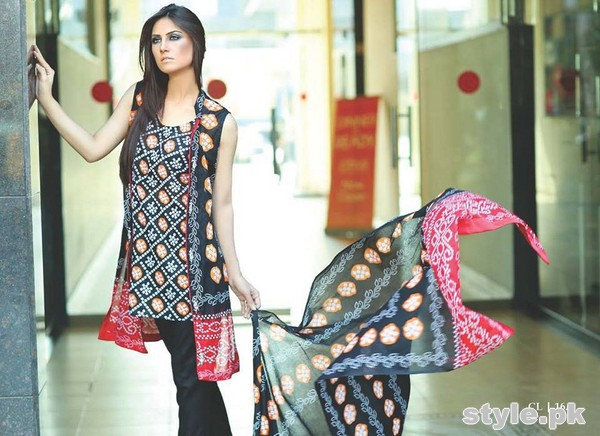 Bashir Ahmad Lawn Collection 2015 Volume 2 For Summer 4