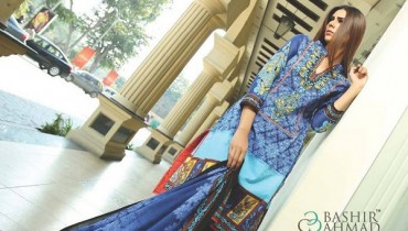 Bashir Ahmad Lawn Collection 2015 Volume 2 For Summer 5
