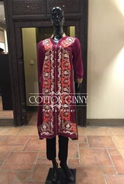 Cotton Ginny Summer Collection 2015 For Women 9004