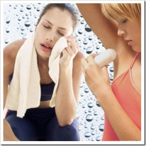 Excessive Sweating in Summers