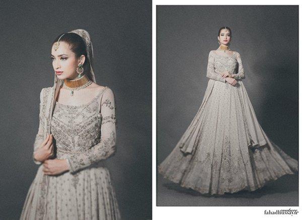 Fahad Hussayn Bridal Dresses 2015 For Women 004
