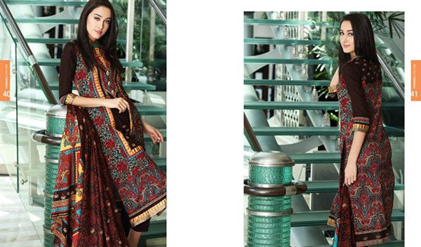 Firdous Cloth Mills Summer Collection 2015 Volume 3 For Women 0010