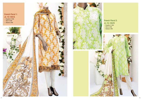 Junaid Jamshed Summer Collection 2015 Volume 2 For Women 005