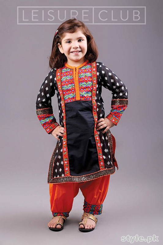 Leisure Club Kids Wear Collection 2015 For Summer 3