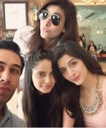 Mawra, Urwa and Armeena Rana Khan