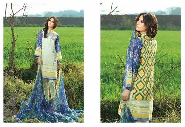 Motifz Digital Lawn Collection 2015 For Women 004