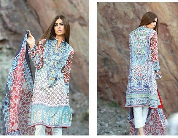 Motifz Digital Lawn Collection 2015 For Women 005