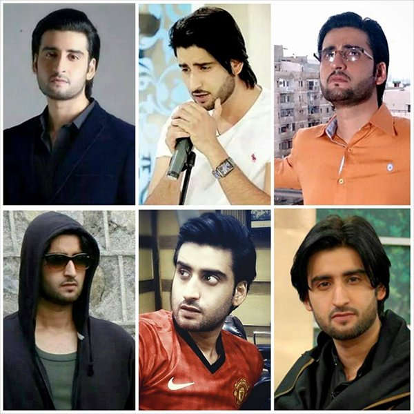 Pakistani Actor Agha Ali Biography 003