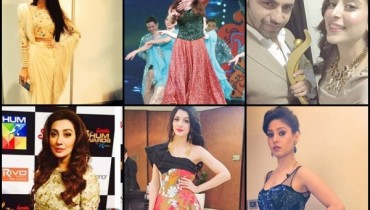 Pakistani Actresses Who Rocked The Red Carpet At 3rd Hum Awards