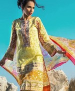Pareesa Lawn Collection 2015 By Chen One 0012