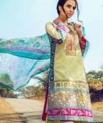 Pareesa Lawn Collection 2015 By Chen One 002