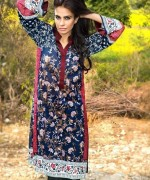 Pareesa Lawn Collection 2015 By Chen One 003