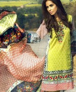 Pareesa Lawn Collection 2015 By Chen One 006
