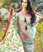 Pareesa Lawn Collection 2015 By Chen One 007
